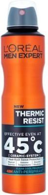 L,Oreal Paris Thermic Resist 45,c Deodorant Spray  -  For Men