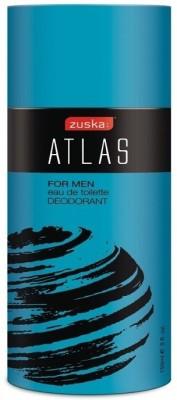 Zuska Atlas Body Spray  -  For Men