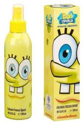 Disney Bob Esponja Body Spray  -  For Boys, Girls