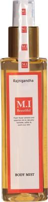 M I Beautiful Rajnigandha Body Mist  -  For Women