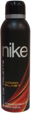 Nike Wood Blast Deodorant Spray - For Men