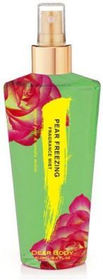 Dear Body PEAR FREEZING Body Mist  -  For Women, Girls