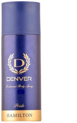 Denver Hamilton Pride Deodorant Spray - For Boys, Men(165 ml)