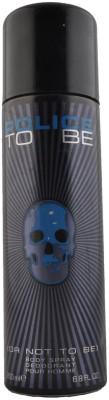 Police To Be Deodorant Spray  -  For Men