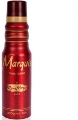 Remy Marquis Marquis Red Deodorant Spray  -  For Women