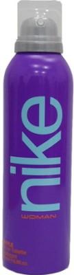 Nike Purple Eau de Toilette Deodorant Spray  -  For Women