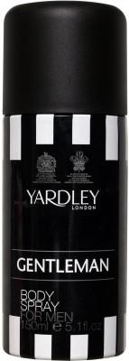 Yardley London Gentleman Deodorant Spray - For Men