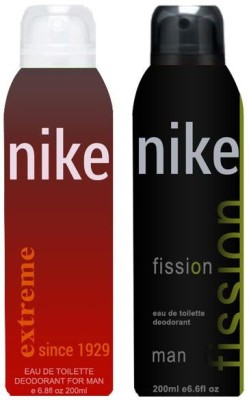 Nike Extreme Fission Body Spray  -  For Men