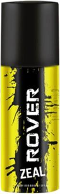 Rover Zeal Deodorant Spray  -