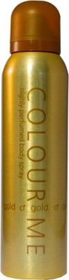 Colour Me Gold Deodorant Spray  -  For Men(150 ml) at flipkart