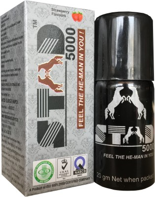 Millenium 3 pc Stud 5000 Spray Body Spray  -  For Men(20 ml) at flipkart
