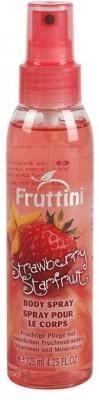 Fruttini Strawberry Starfruit Body Spray  -  For Women