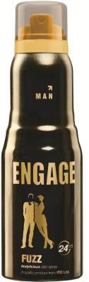Engage Fuzz Deodorant Spray  -  For Men