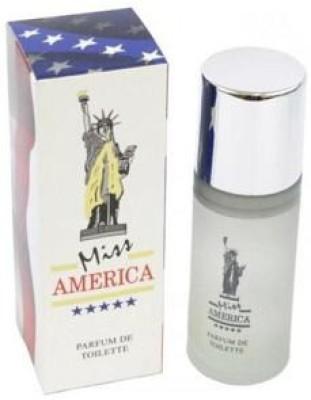 Miss America Parfum De Toilette Deodorant Roll-on  -  For Men, Women