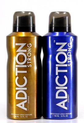 Adiction Hawaii & Sydney Deodorant Spray - For Boys, Men(300 ml)