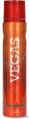 Vegas Roullete Deodorant Spray  -