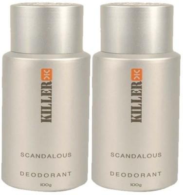 Killer Scandalous Body Spray  -  For Men