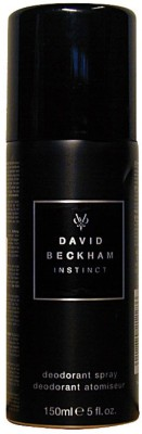 David Beckham Instinct Deodorant Spray  -  For Men