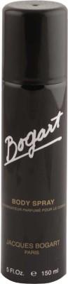 Jacques Bogart Black Deodorant Spray  -  For Men