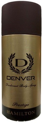Denver Hamilton Prestige Body Spray - For Boys(105 g)