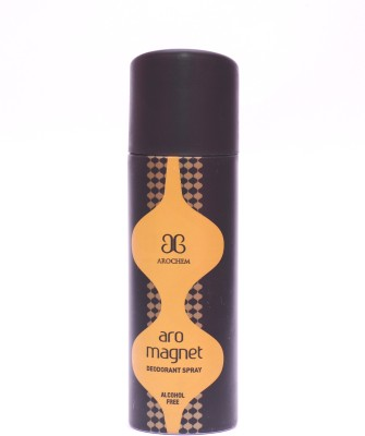 Arochem (Alcohol free) Magnet Deodorant Body Spray  -  For Boys, Girls