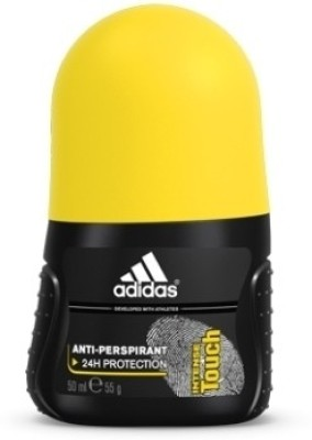 Adidas Intense Touch Deodorant Roll-on  -  For Men