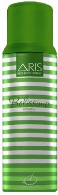 Aris Belissimo Deodorant Spray  -  For Women