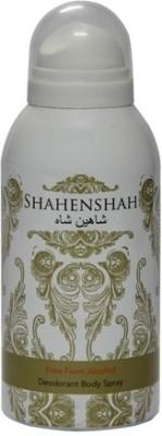 JBJ Shahenshah (White Gold) Deodorant Spray  -  For Men