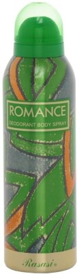 Rasasi Romance Deodorant Spray  -  For Women