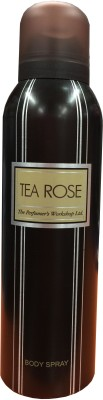 Perfumers Workshop Tea Rose Body Spray  -  For Women