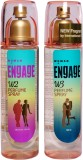 Engage W2,W3 Perfume Body Spray  -  For ...