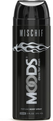 Moods Mischif Deodorant Spray  -  For Men, Boys