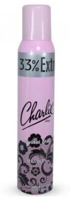 Revlon Crystal Chic Deodorant Spray  -