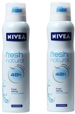 Nivea Fresh Deodorant Spray  -