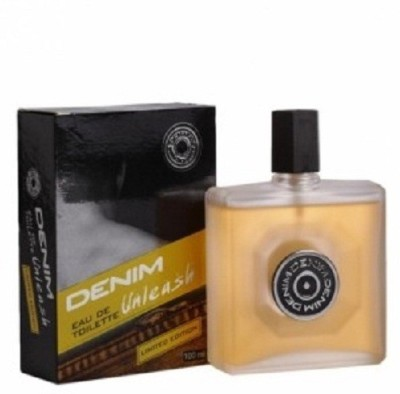 Denim Denim EDT Unleash Body Spray  -  For Men