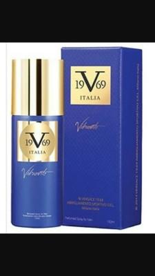 Versace 19.69 Abbigliamento Sportivo S.R.L Milano Italia VIBRANTE Body Spray  -  For Men