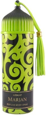 Armaf Marjan Green Perfume Deodorant Spray - For Women