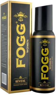 Fogg Black Collection Reveal Deodorant Spray  -  For Women