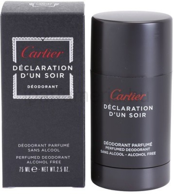 Cartier Declaration D,UN Soir Deodorant Stick  -  For Boys