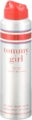 Tommy Hilfiger Girl Deodorant Spray  -  For Girls