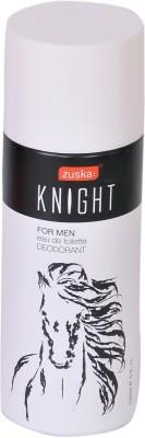 Zuska Knight Premium Deodorant Spray  -  For Men