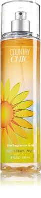 Bath & Body Works Country Chic Fine Fragrance Mist Body Mist  -  For Women(236 ml) at flipkart