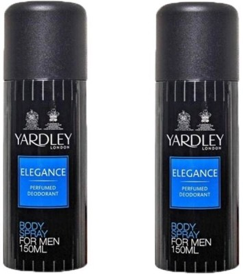 Yardley London Elegance Deodorant Spray  -