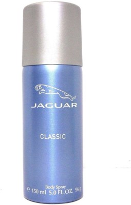 Jaguar Classic Body Spray - For Boys, Men