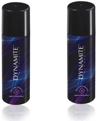 Amway Dynamite Deodorant Body Spray  -  For Boys, Men