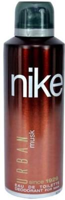 Nike Urban Musk Perfume Body Spray - For Boys, Men