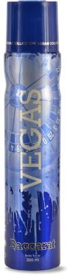 Vegas Baccarat Deodorant Spray  -