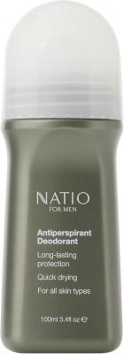 Natio For Men Antiperspirant Deodorant Roll-on  -  For Men