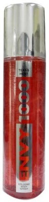 Vanesa ENVY 1000 TEXAS HEAT COLOGNE Body Spray  -  For Women, Men