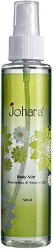 Johara floral rythm Body Mist  -  For Men, Boys, Women, Girls(150 ml)